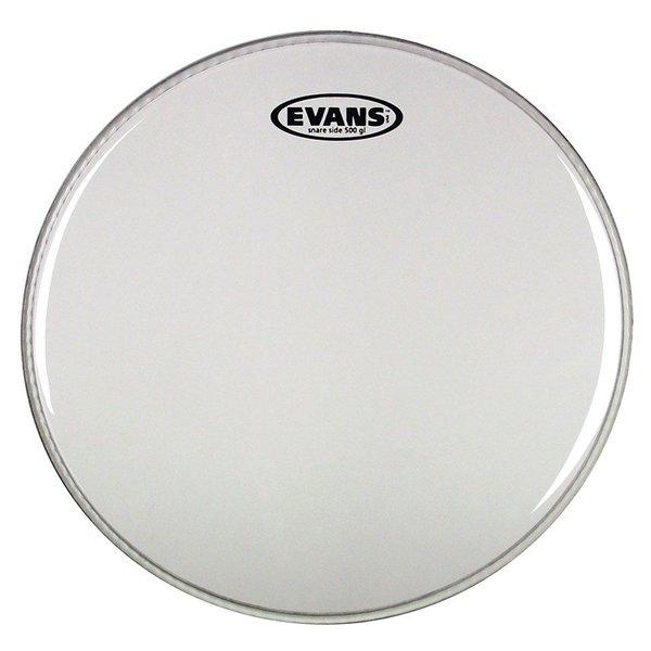 "Evans Evans Glass 500 Snare Side 13"" Drumhead"