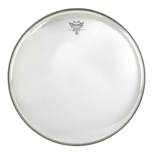"Remo Remo Clear Emperor 12"" Diameter Batter Drumhead"