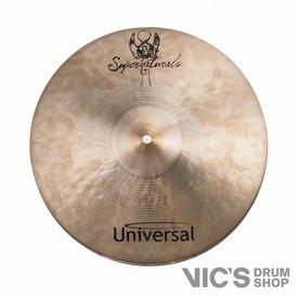 "Supernatural Universal Series 15"" Hi-Hat Cymbals"