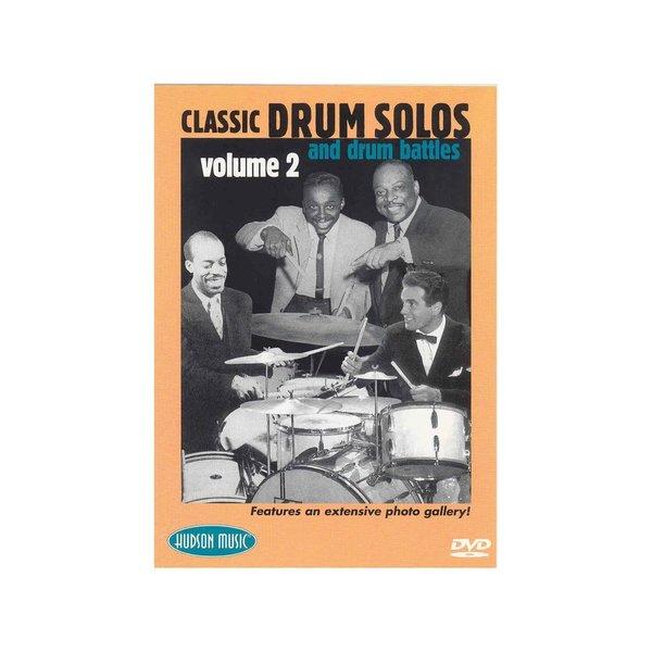 Hal Leonard Classic Drum Solos Volume 2 DVD