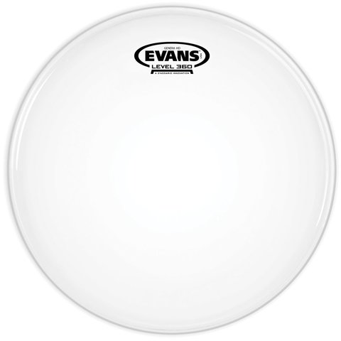 "Evans Genera Coated 13"" HD Heavy Duty Drumhead"