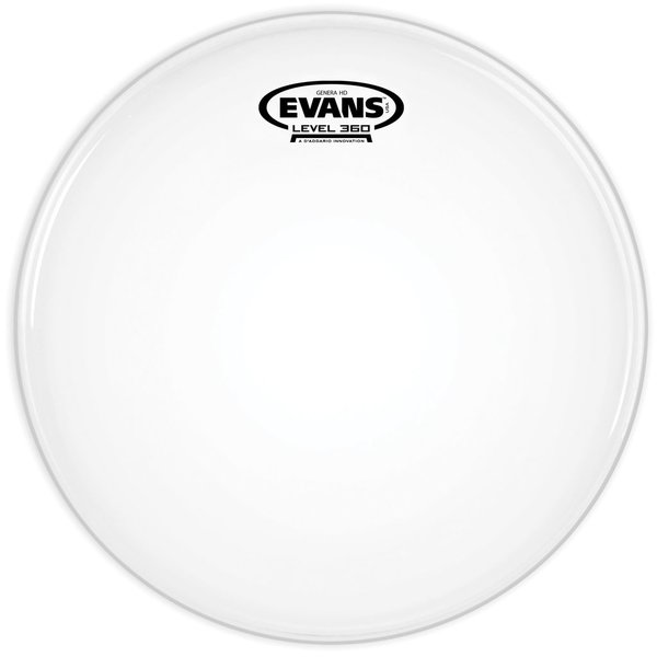 "Evans Evans Genera Coated 13"" HD Heavy Duty Drumhead"