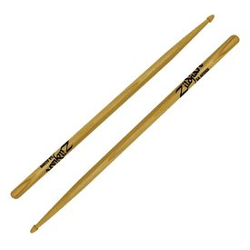 Zildjian Zildjian 5A Natural Acorn Tip Drumsticks