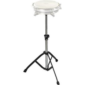 "Pearl Pearl Travel Conga Stand For 11"" Quinto Travel Conga with Bag"
