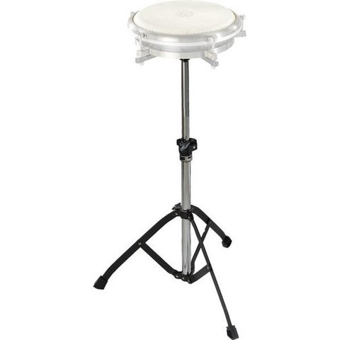 "Pearl Travel Conga Stand For 11"" Quinto Travel Conga with Bag"