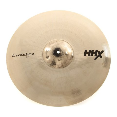 "Sabian HHX 19"" Evolution Crash Cymbal"