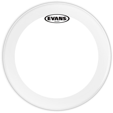 "Evans EQ4 Coated 22"" Bass Drumhead"