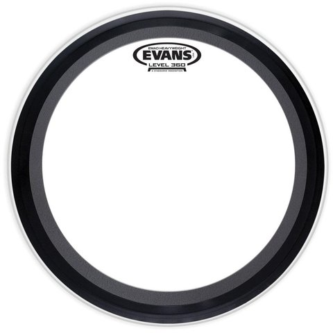 "Evans EMAD Heavyweight 18"" Bass Batter Drumhead"