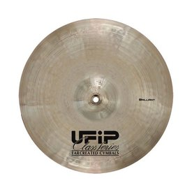 "UFIP UFIP Class Series 15"" Brilliant Crash Cymbal"