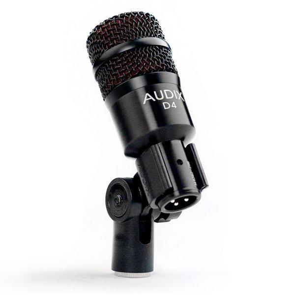 Audix D4 Instrument Microphone