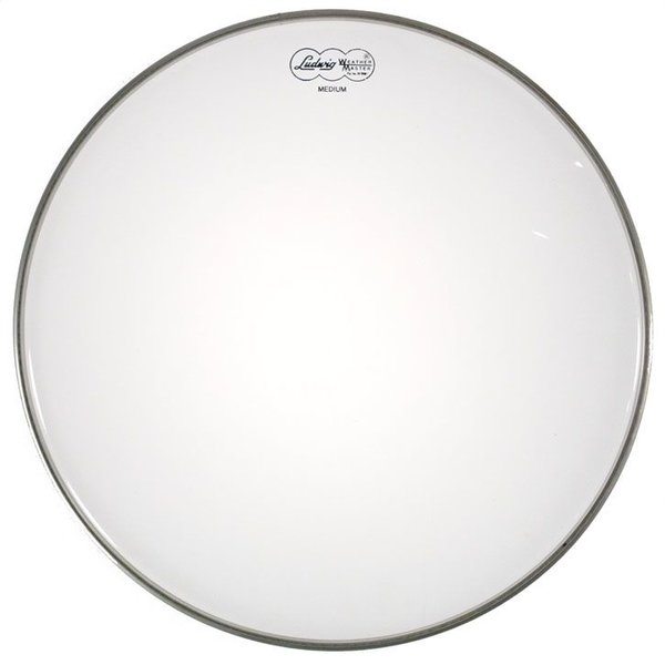 "Ludwig Ludwig Weather Master Clear Medium 10"" Batter Drumhead"