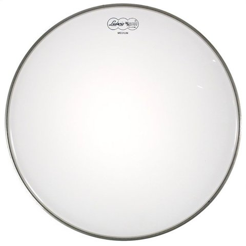 "Ludwig Weather Master Clear Medium 15"" Batter Drumhead"