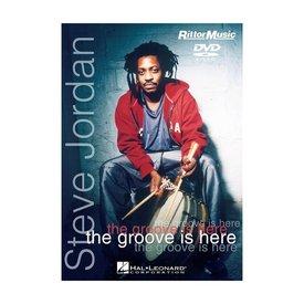 Hal Leonard Steve Jordan: The Groove Is Here DVD