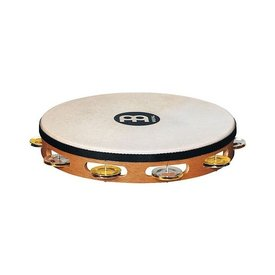 Meinl Meinl Headed Recording Combo Tambourine Mix Jingles 1 Row Super Natural