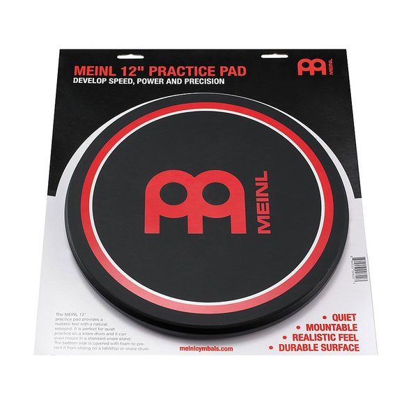 "Meinl Meinl 12"" Practice Pad"