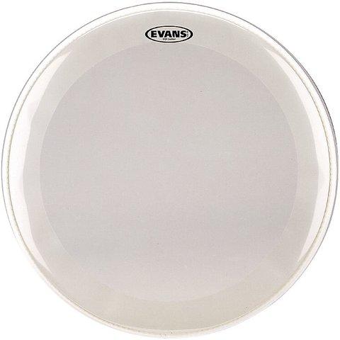 """Evans EQ4 16"""" Clear Batter Bass Drumhead"""
