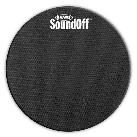 "Evans SoundOff 6"" Tom Mute"