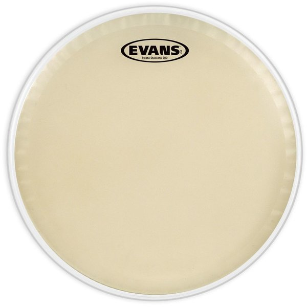 "Evans Evans Strata Staccato 700 14"" Concert Snare Batter Drumhead"