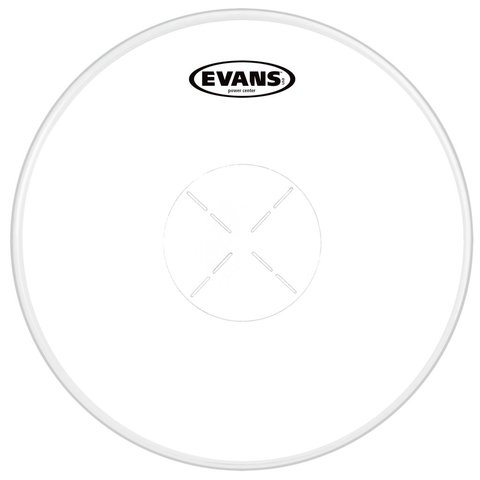 "Evans Power Center Coated 13"" Drumhead"