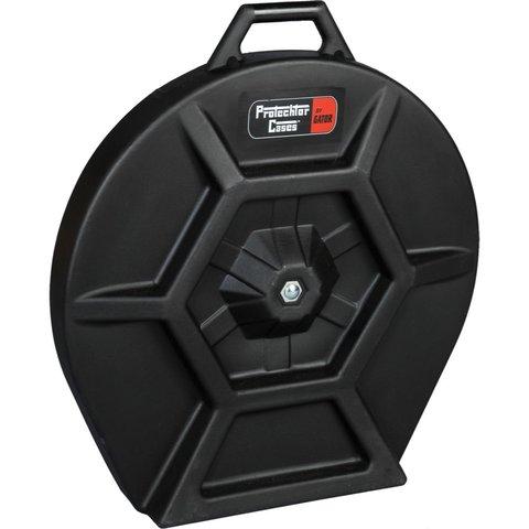 Gator Cymbal Case; Classic Series Molded PE