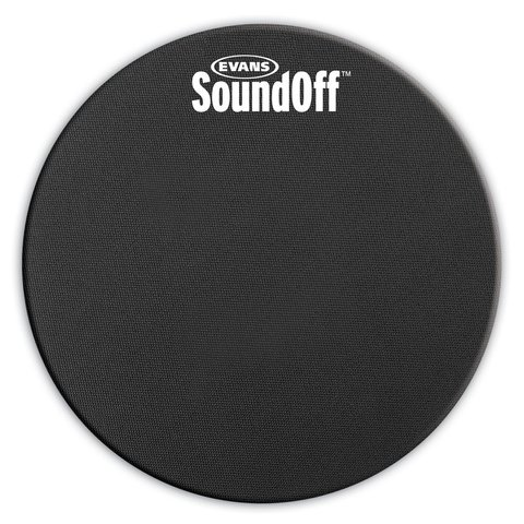 "Evans SoundOff 13"" Snare/Tom Mute"