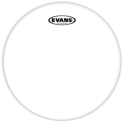 "Evans Hazy 200 Snare Side 10"" Drumhead"