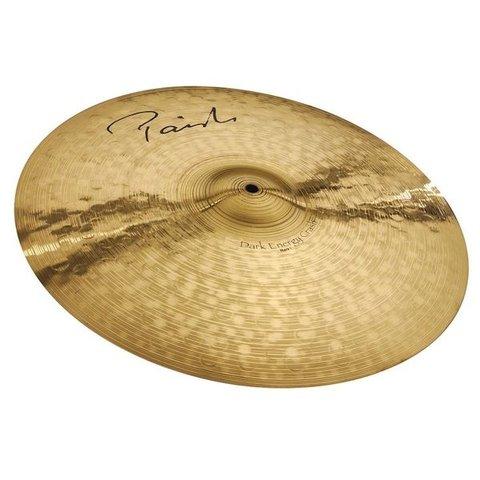 """Paiste Signature Dark Energy 18"""" Mark I Crash Cymbal"""