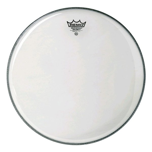"""Remo Remo Clear Diplomat 16"""" Diameter Batter Drumhead"""