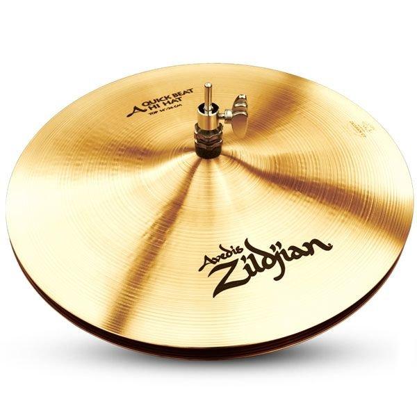 """Zildjian A Series 14"""" Quick Beat Hi Hat Cymbals"""