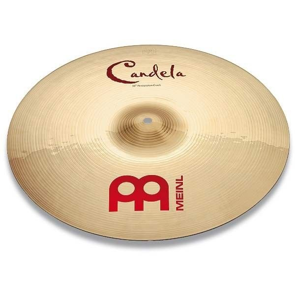 "Meinl Meinl Candela 16"" Percussion Crash"