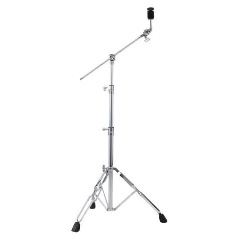 Pearl 800 Series Double-Braced Tripod Uni-Lock Tilter Boom Cymbal Stand