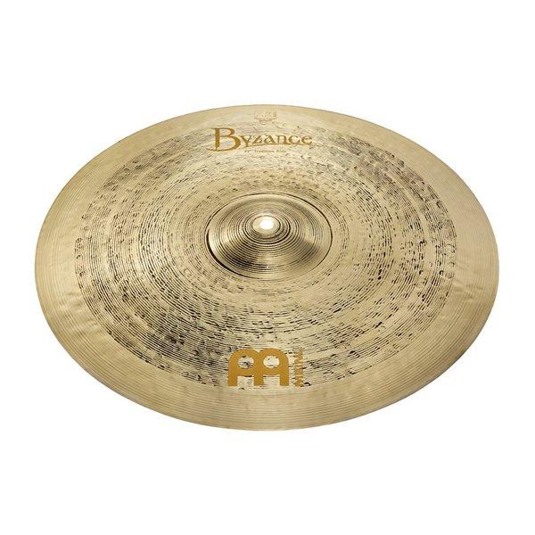 "Meinl Meinl Byzance Jazz 22"" Tradition Light Ride Cymbal"
