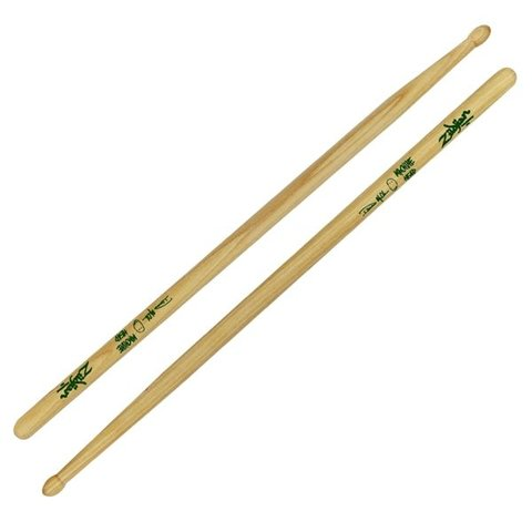 Zildjian Artist Series Dave McClain Raw Wood Drumsticks