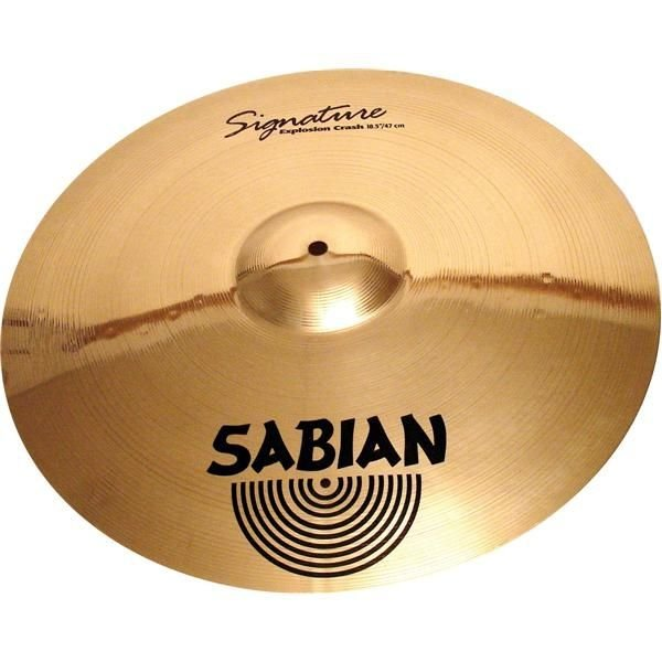 "Sabian Sabian Signature 18 1/2"" Chad Smith Explosion Crash Cymbal"