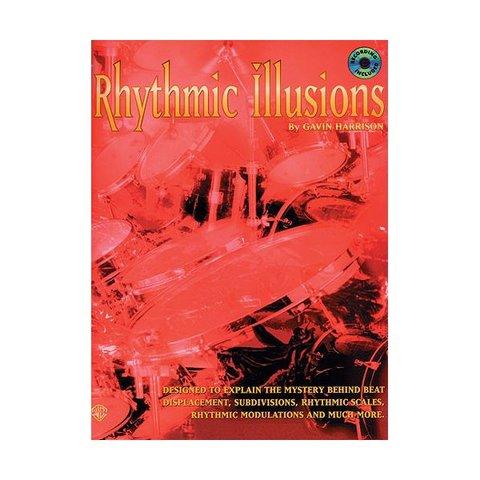 Rhythmic Illusions by Gavin Harrison; Book & CD