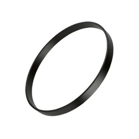 Gibraltar 22 Maple Bass Drum Hoop Black