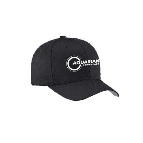 Aquarian Baseball Cap - Black