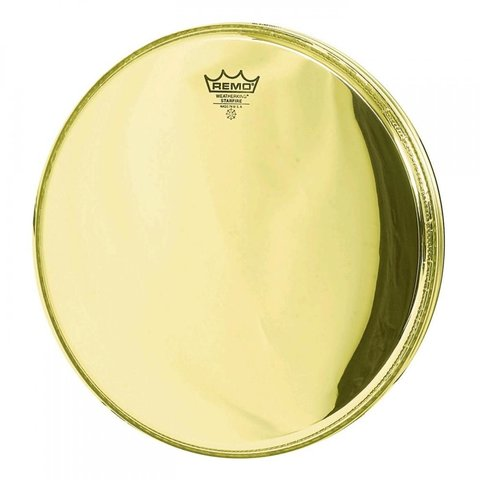 "Remo Starfire Gold 20"" Diameter Bass Drumhead"