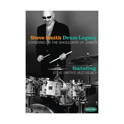 Steve Smith: Standing on the Shoulders of Giants DVD Set