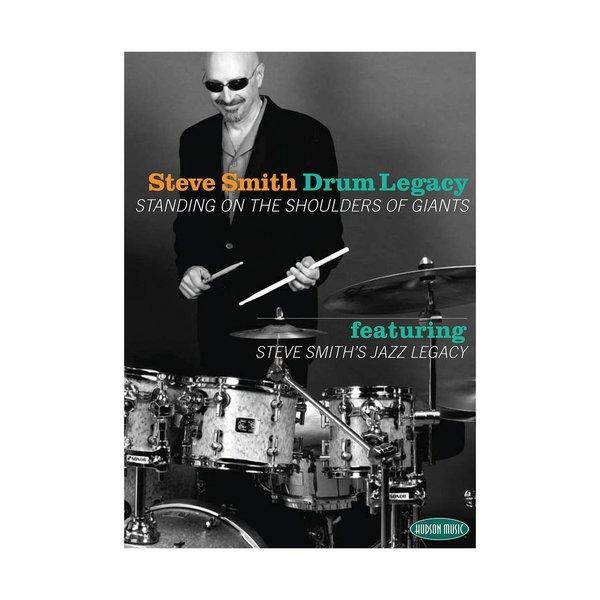 Hal Leonard Steve Smith: Standing on the Shoulders of Giants DVD Set