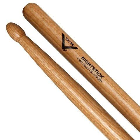 Vater Nightstick Wood Tip Drumsticks