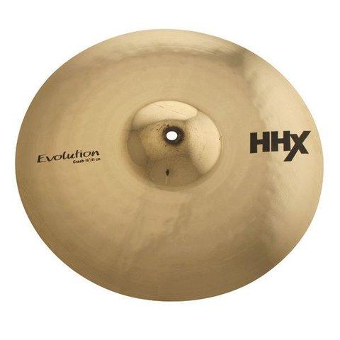 """Sabian HHX 18"""" Evolution Crash Cymbal"""