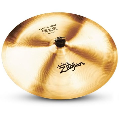 """Zildjian 18"""" A Series China Low Cymbal"""
