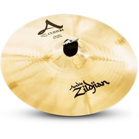 "Zildjian A Custom 15"" Crash Cymbal Brilliant"