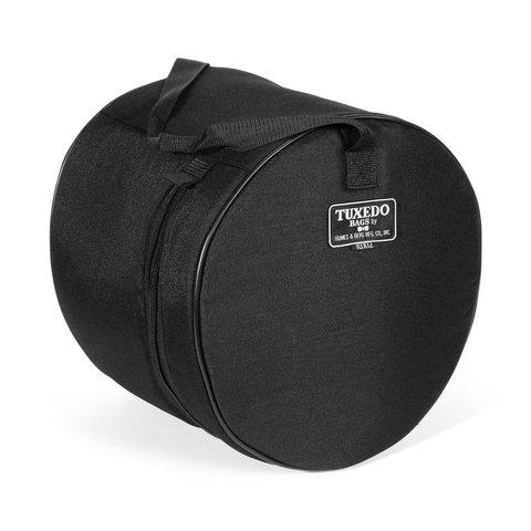 Humes and Berg 14X14 Tuxedo Padded Black Bag