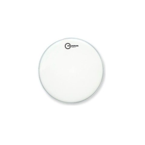 "Aquarian Concert 5 Series 14"" Snare Drumhead - White"