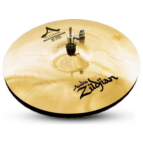"Zildjian 13"" A Custom Mastersound HiHat Pair"