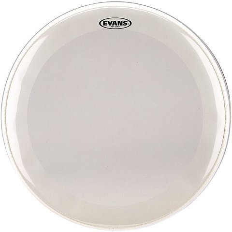 "Evans EQ4 16"" Clear Batter Tom Drumhead"