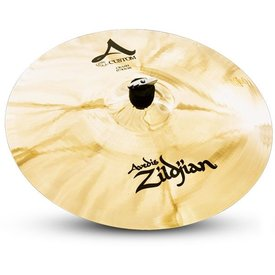 "Zildjian A Custom 17"" Crash Cymbal Brilliant"