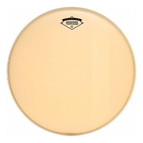"Aquarian Modern Vintage II 18"" Bass Drumhead with Felt Strip"